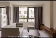 Masteri Thao Dien linkble apartment with three bedrooms for rent