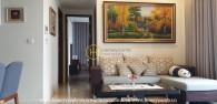 Nội thất ấm cúng lấy cảm hứng từ phong cách Boho trong căn hộ Nassim