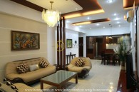 Saigon Pearl apartment facilitates you to directly experience one of the best living space in the world