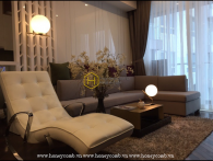Suprised with the high-end furniture in Sala Sarimi apartment