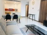 Căn hộ Sunwah Pearl với nội thất thông minh và toàn diện