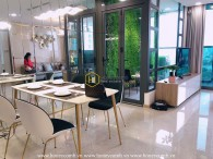 Khám phá vẻ đẹp tinh tế của Căn hộ Vinhomes Landmark 81 với đầy đủ nội thất