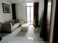 Innovative and elegant apartment for rent located in Vinhomes Central Park
