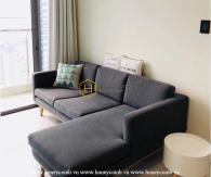 Let your soul be free in the wonderful space of this Vinhomes Central Park apartment