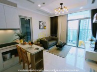 Relentless compliments with the excellence in the apartment Vinhomes Central Park