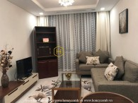 Beautifully decorated 1 bedroom apartment in Landmark 81