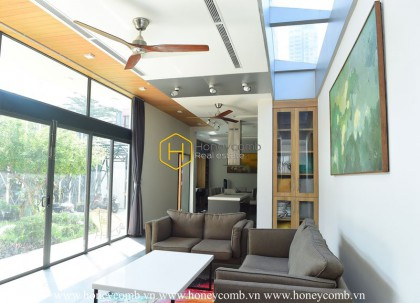 Find out the key create the excellence of this District 2 villa