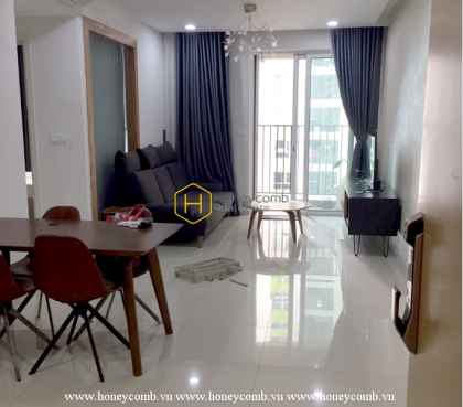 Cozy and fully furnished apartment for rent in Vista Verde for rent