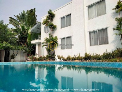 Perfect villa for your family with full amenities and prime location in District 2