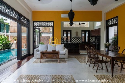 Excellent Furniture - Sophisticated Decoration: Perfect Interfusion in District 2 villa