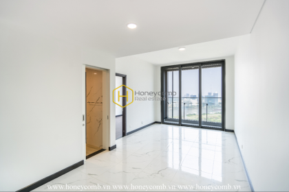 Shiny apartment for rent in Empire City : An oasis in the heart of Saigon