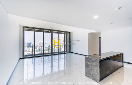 Enjoy a comfortable life with surrounding river view right in the Empire City apartment