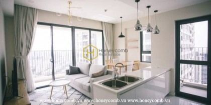 A chic and elegant apartment for rent in Masteri An Phu