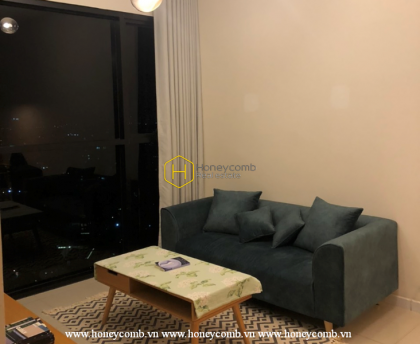 Bright elegant apartment with 2 bedrooms in The Ascent for rent