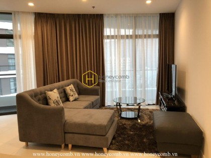 Fully furnished 2 bedroom apartment located in City Garden