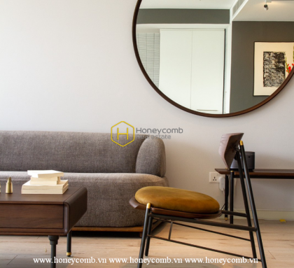 Seeking for a place for your family? Figure out this stunning apartment in City Garden