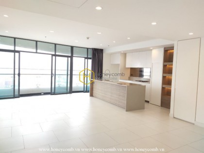 Grab your opportunity to live in such a wonderful spacious apartment in City Garden