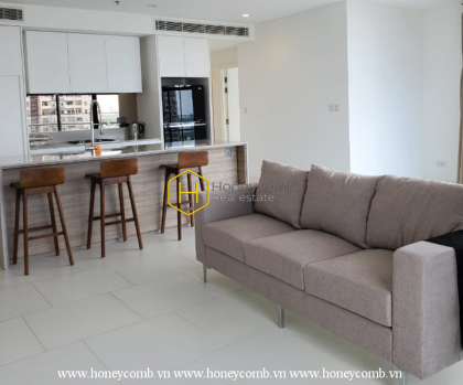 Enjoy new joys every day in a loving apartment at City Garden