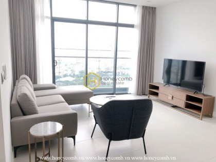Adorable fully featured 2 bedrooms in City Garden