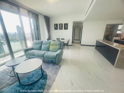 Find your ideal place right in out flawless Empire City apartment