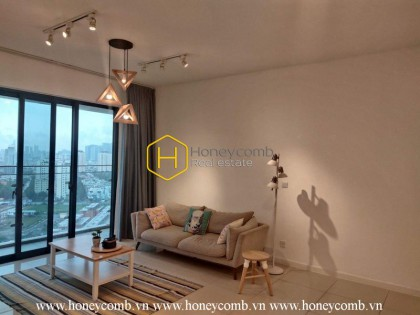 Perfect interior with a 2-bedroom apartment in Estella Heights
