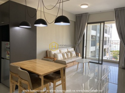 A top apartment for rent with bright layout and romantic paranomic view in Masteri An Phu