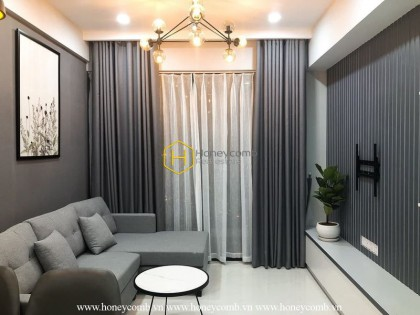 No words are enough to describe the delicate beauty of this Masteri An Phu apartment
