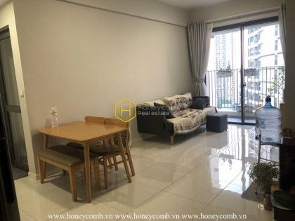 Superior apartment for rent in Masteri An Phu with preferential price