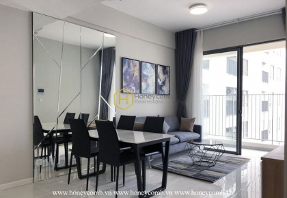 Flawless apartment with contemporary chic style in Masteri An Phu