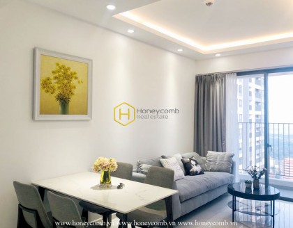 This sophisticated apartment in Masteri An Phu promises to be the most deserved place to live