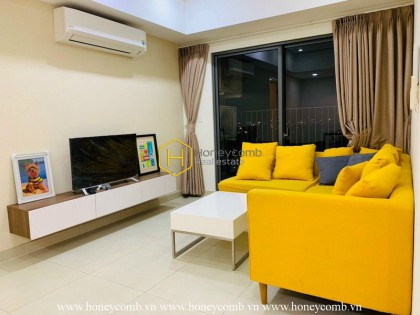 Masteri Thao Dien 3 beds apartment with full furnished