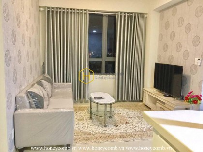 Masteri Thao Dien 2 bedroom apartment with nice view