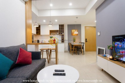 Sophisticated Style 2 bedroom apartment in Masteri Thao Dien
