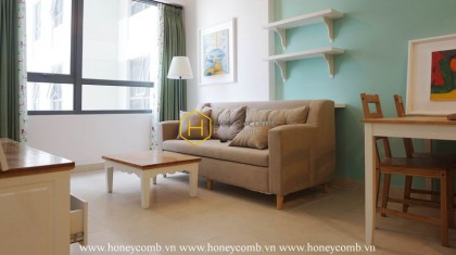 Cozy and cheerful 2 bedroom apartment in Masteri Thao Dien