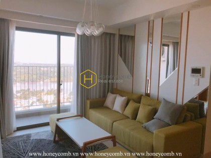 Masteri Thao Dien apartment: a time-enduring gorgeous beauty