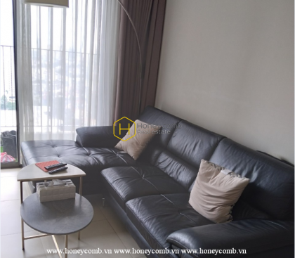An inviting apartment in Masteri Thao Dien that make you really into