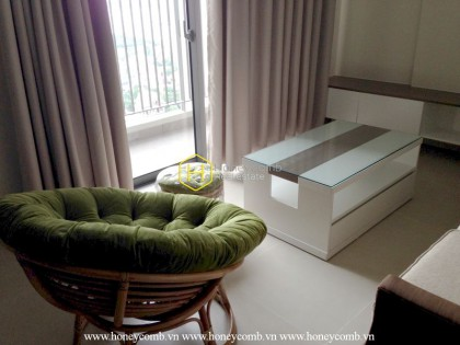 Let's get involved to this warm Masteri Thao Dien apartment