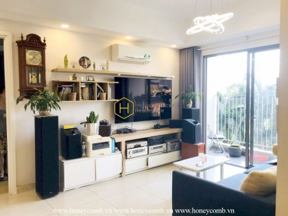 Upgrade your quality of life in this fully furnished apartment at Masteri Thao Dien
