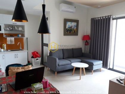 Masteri Thao Dien 2 beds apartment full furnished for rent