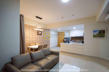 2 beds apartment park view in Masteri Thao Dien for rent