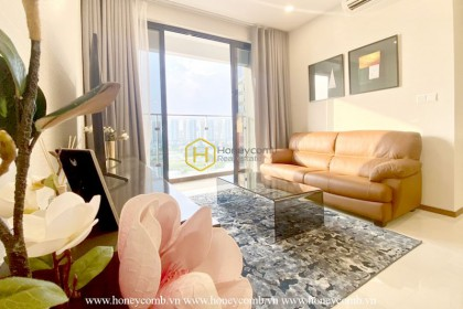 An ideal apartment for your family with lovely decoration and spacious space in One Verandah