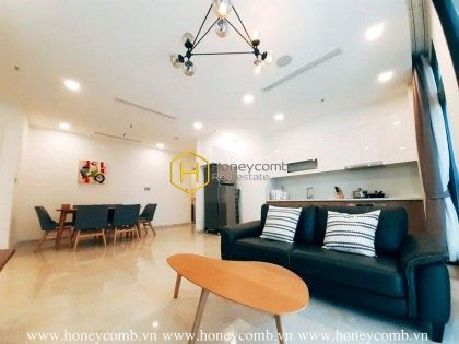 Enjoy A Luxurious Life Style With Brilliant Apartment In Vinhomes Golden River