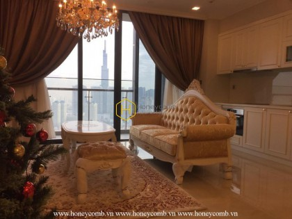 Don't hesitate to own our Vinhomes Golden River gracious apartment