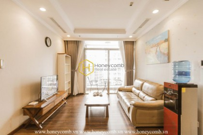 Enjoy the nature with this full furnished apartment for rent in Vinhomes Central Park
