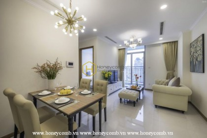 An apartment in Vinhomes Central Park is perfect for those who's looking for the uniqueness