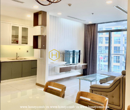 Enjoy every moment in this awesome Vinhomes Central Park apartment