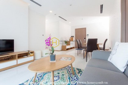 Innovative apartment for rent located in Vinhomes Central Park