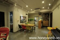 Tropic Garden apartment for rent, nice furnished and high floor