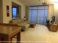 Wonderful 2 bedrooms apartment with high floor in City Garden