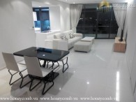 Modern furniture apartment in City Garden two bedroom for rent